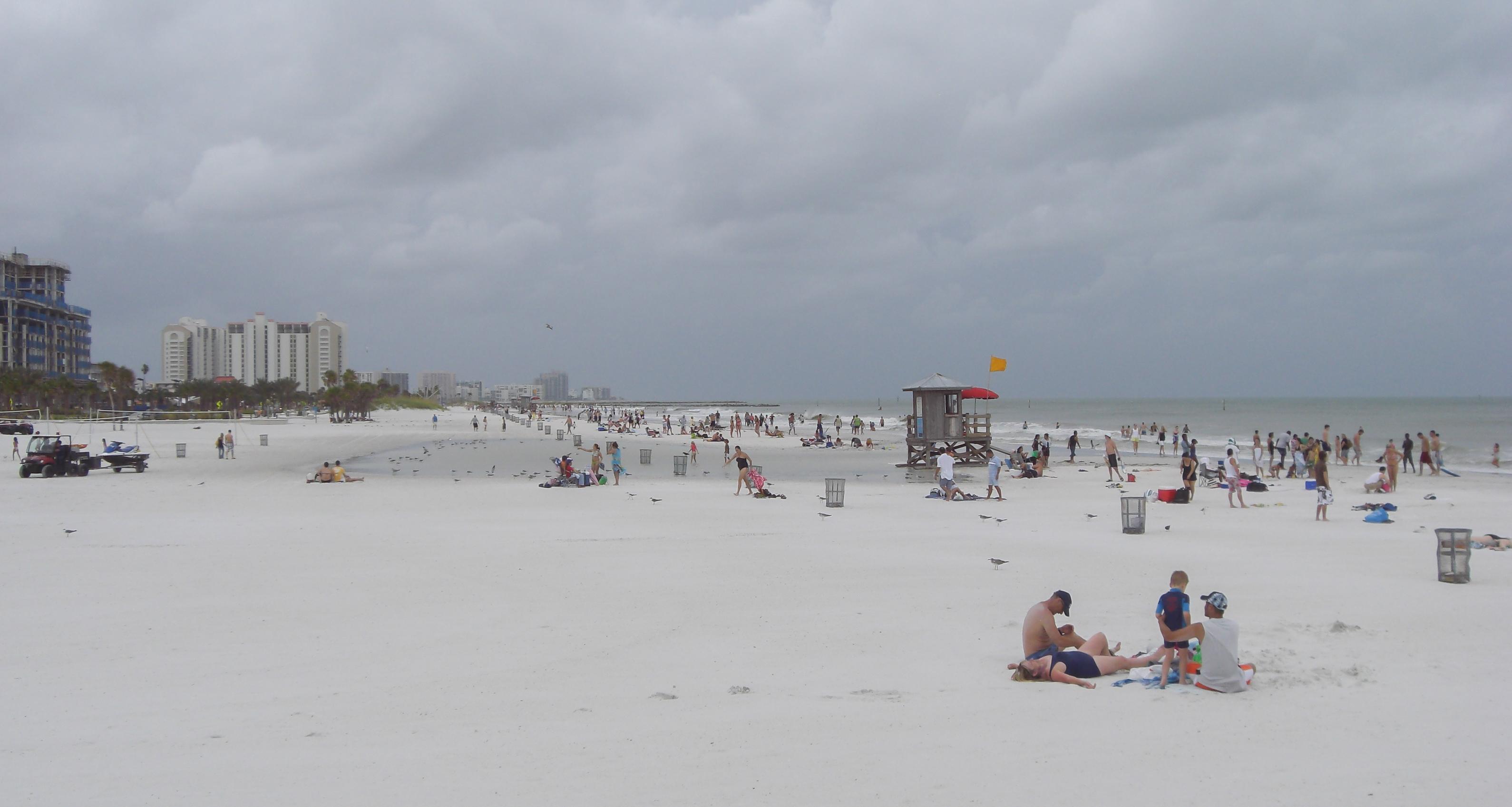 Clearwater Beach Florida To Leavittsburg Ohio