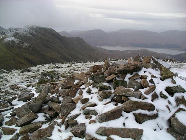 File:Beinn Eunaich , Munro No 156 - geograph.org.uk - 80044.jpg