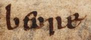 Beowulf - beore