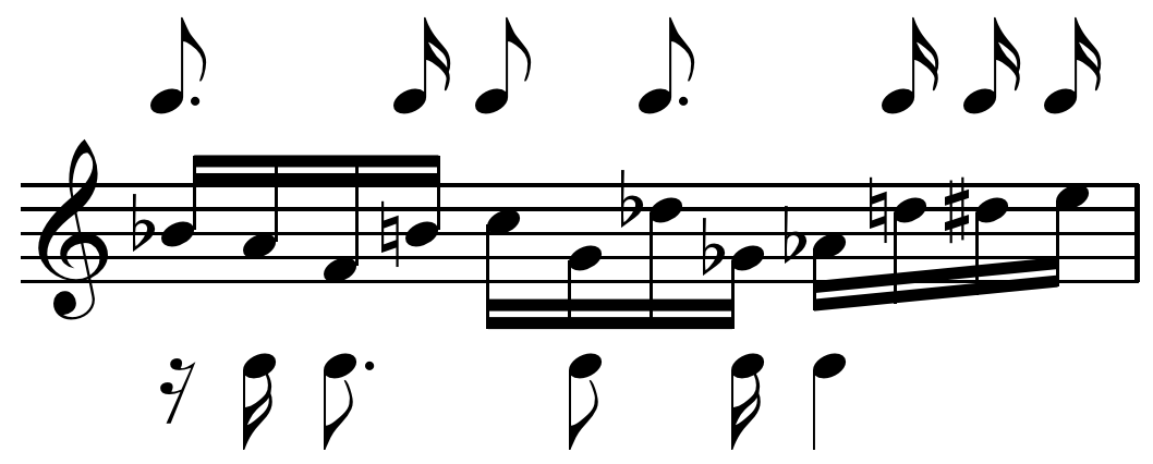 FileBergs Lyric Suite Mov III Tone Row PPNG