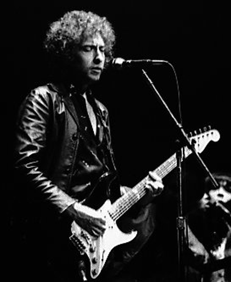 Bob Dylan Tour  Canada