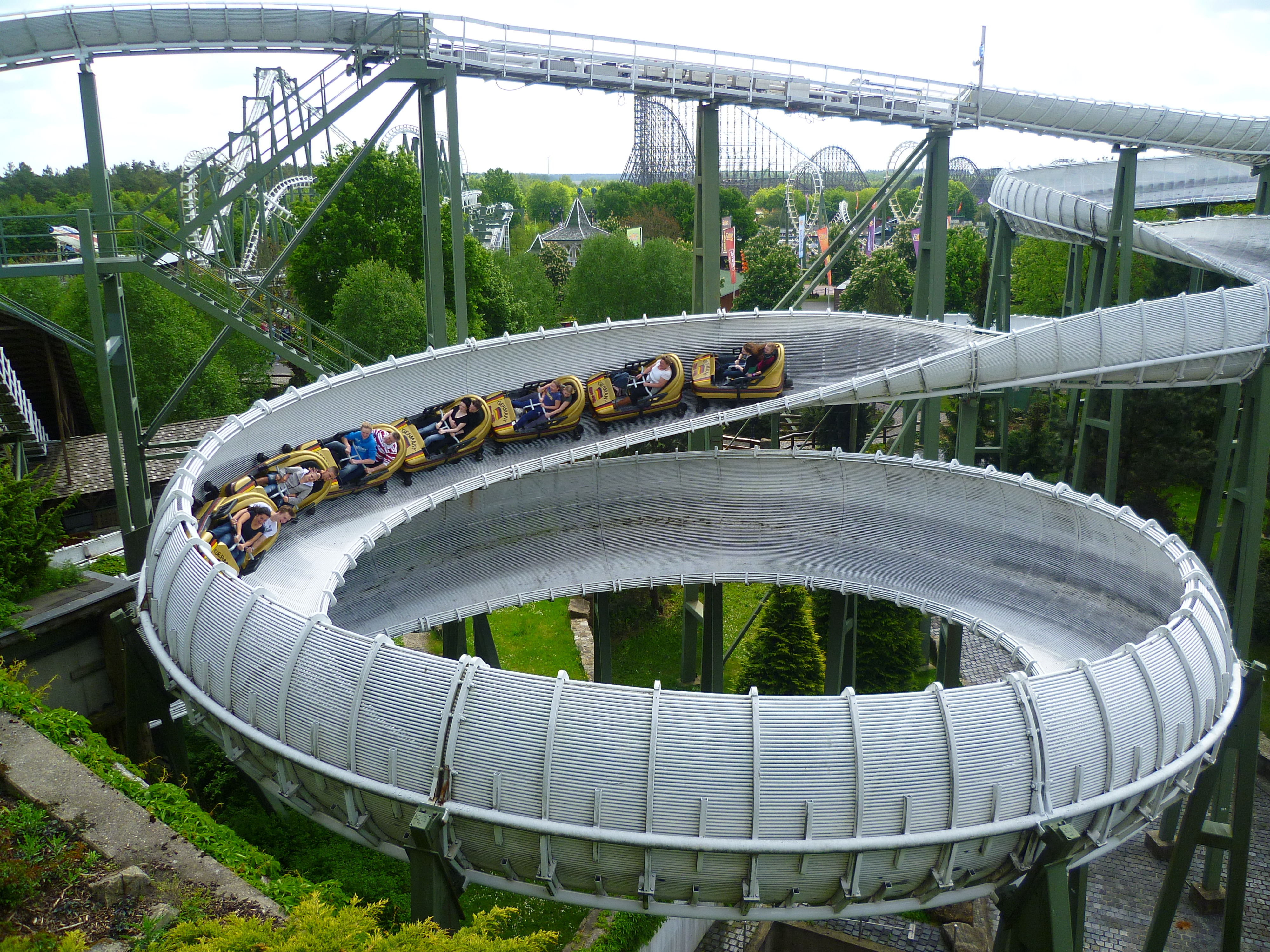 Bobbahn (Heide Park Resort) – Wikipedia