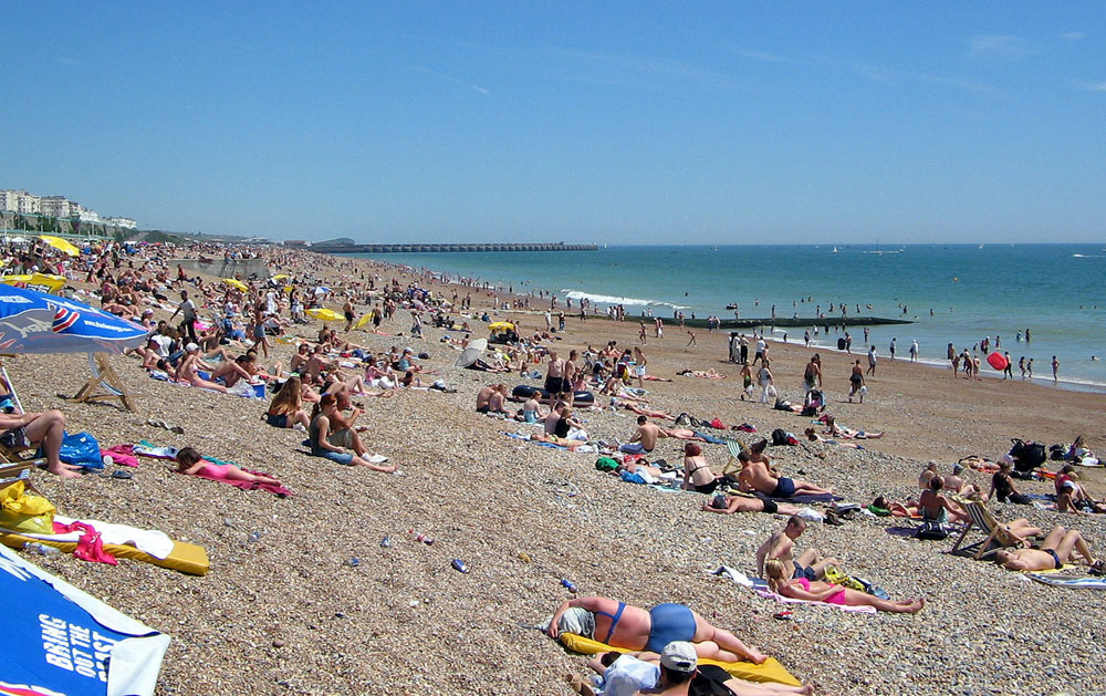Brignton Nudist Beach Pictures