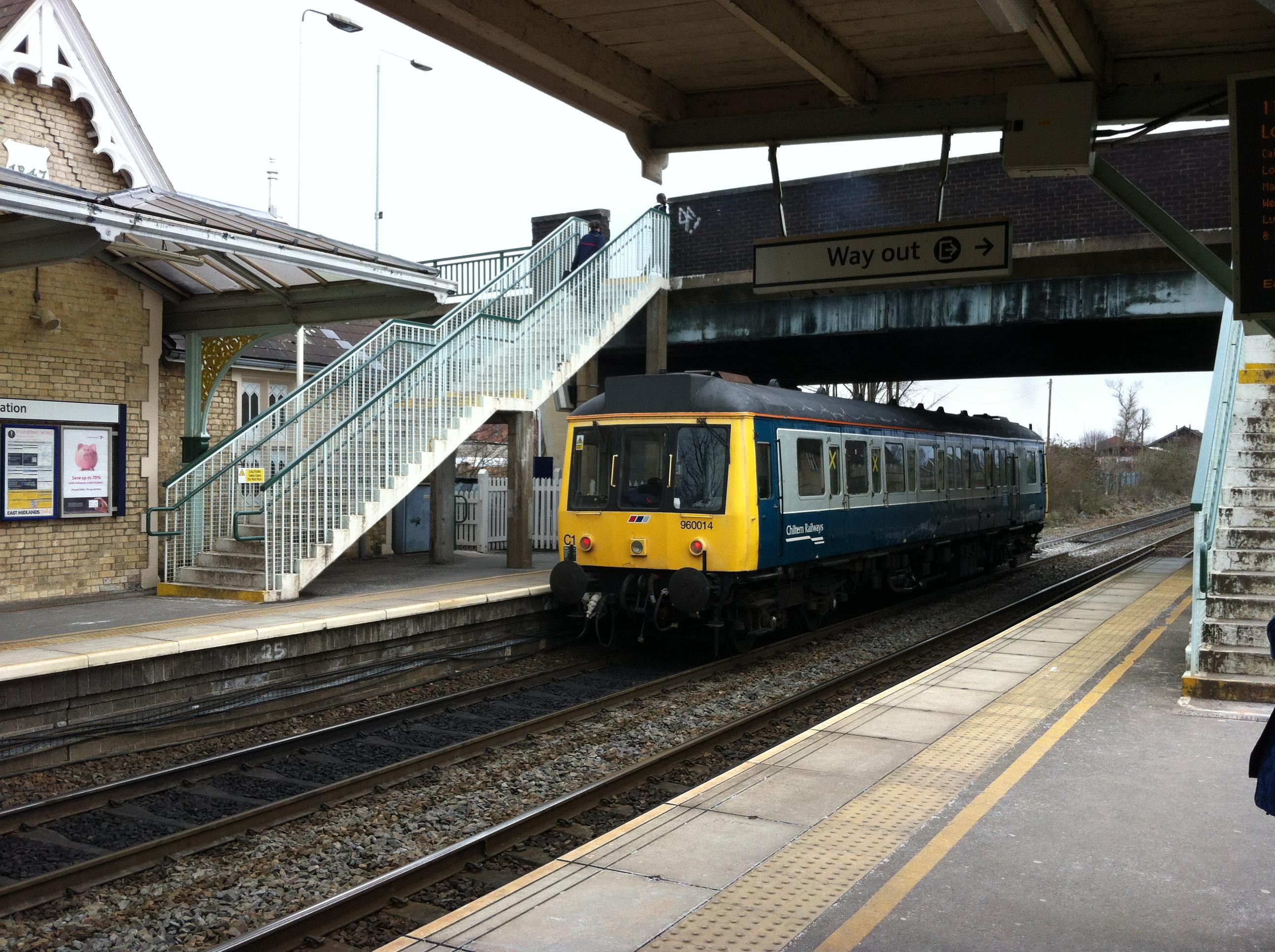 Rail Station At Tours