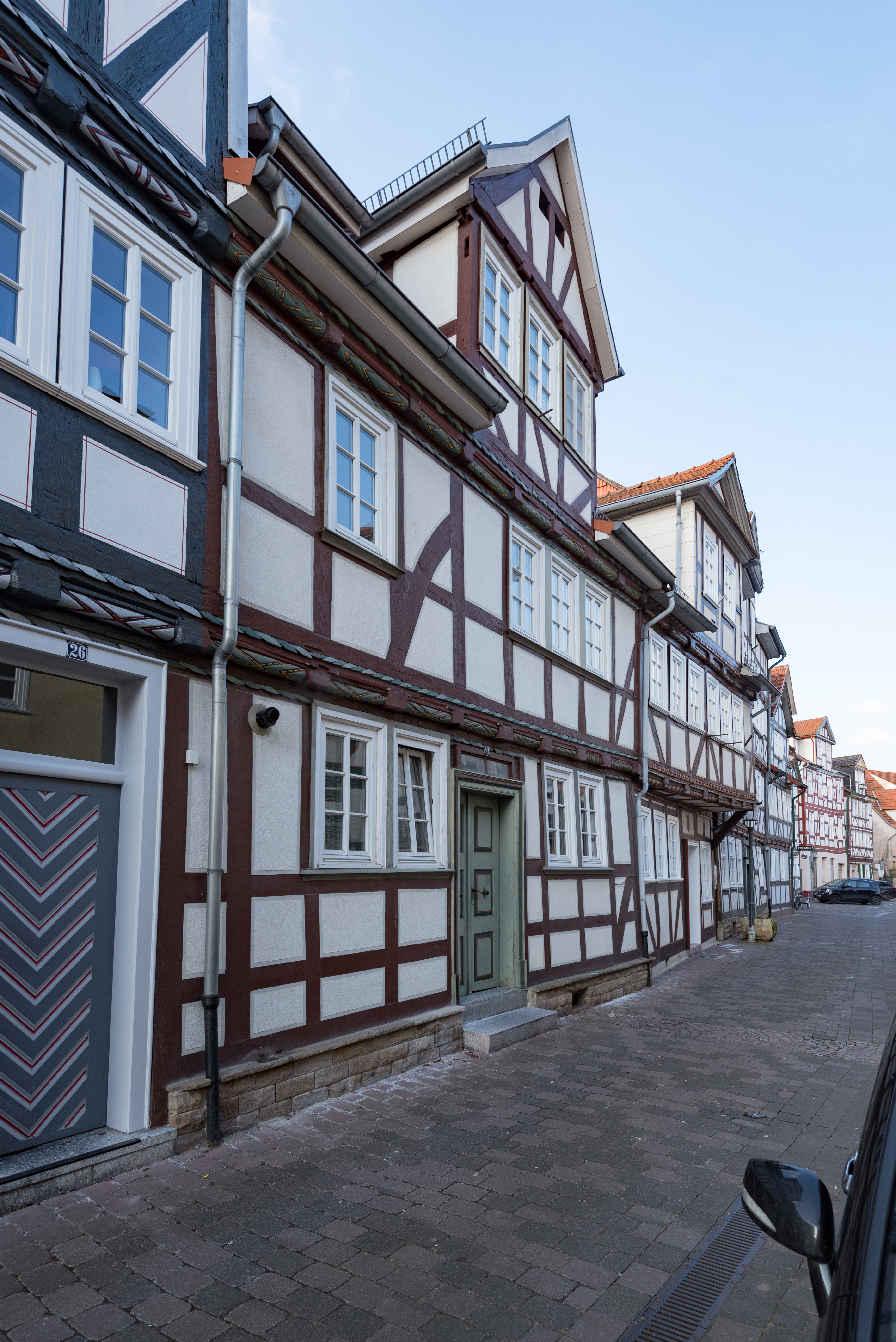 Dateibrotgasse 24 Rotenburg An Der Fulda 20180223 001jpg Wikipedia