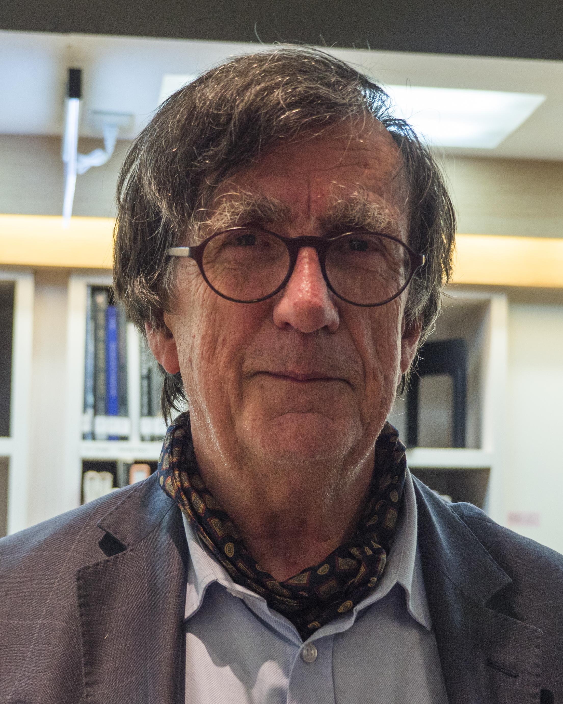 Latour in 2017