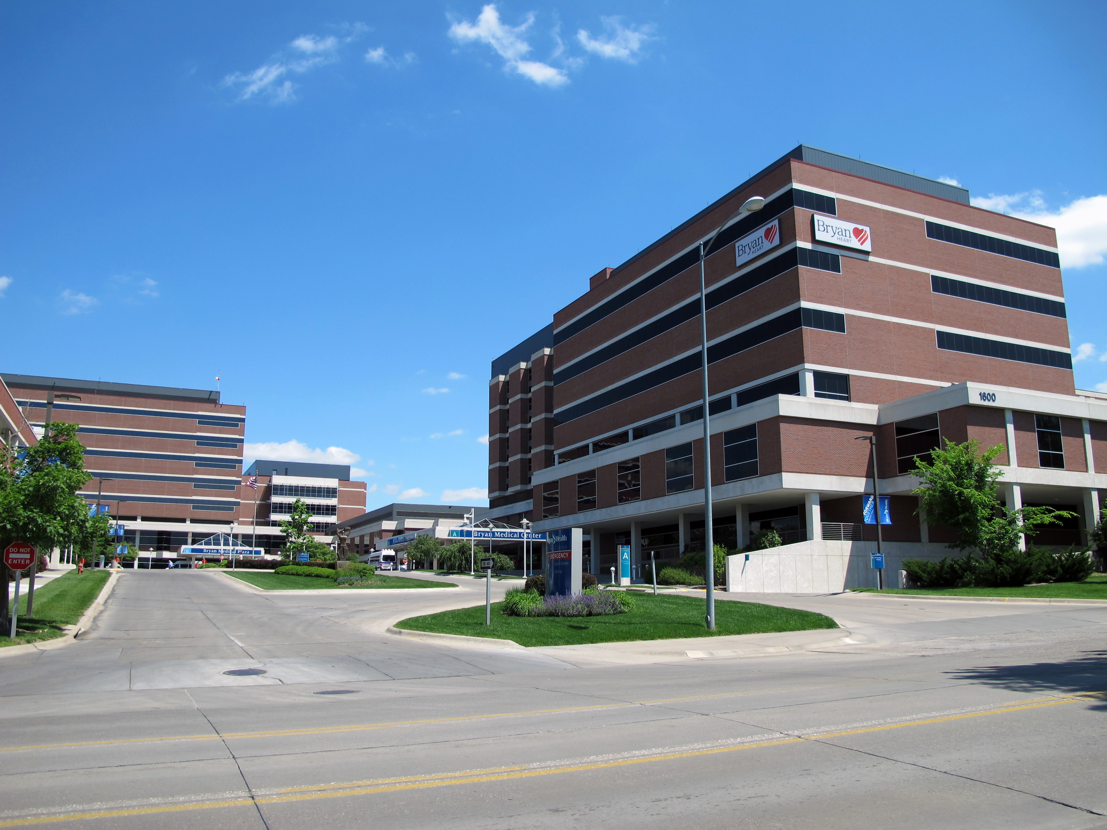 File Bryan Medical Center East Lincoln Nebraska Usa Jpg
