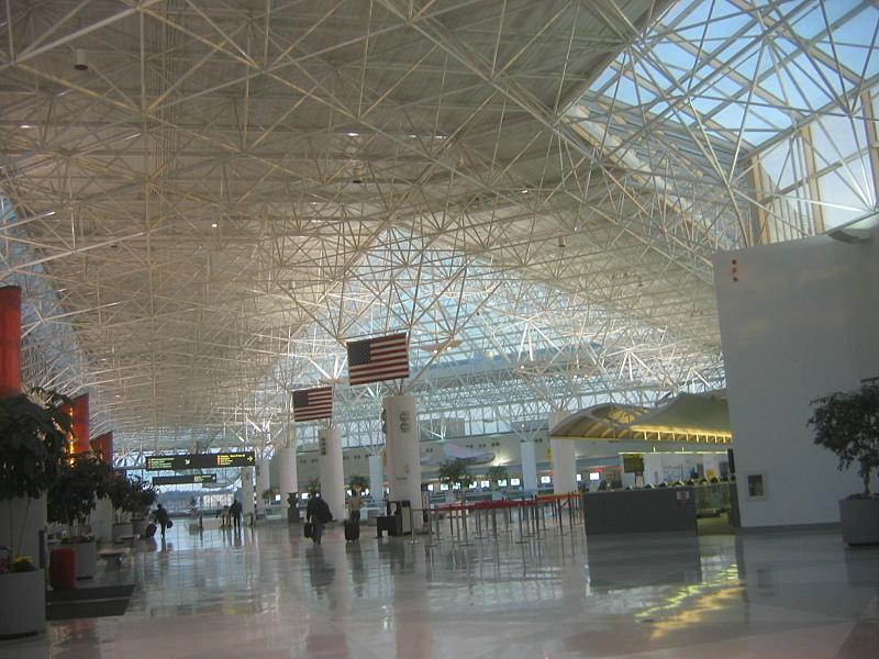 Aeroporto Washington : Aeroporto internacional de baltimore washington thurgood