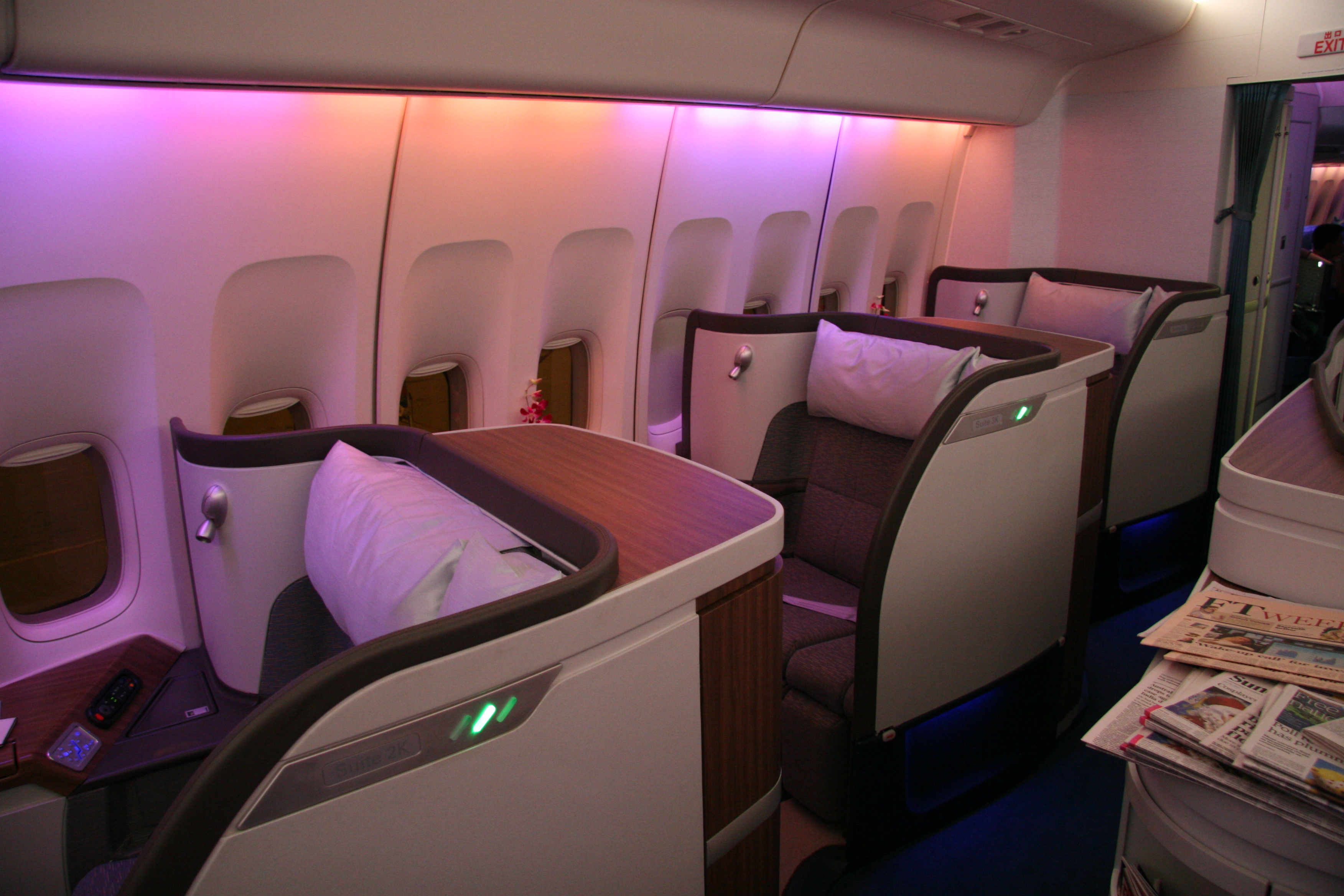 Google images for First class suite airline
