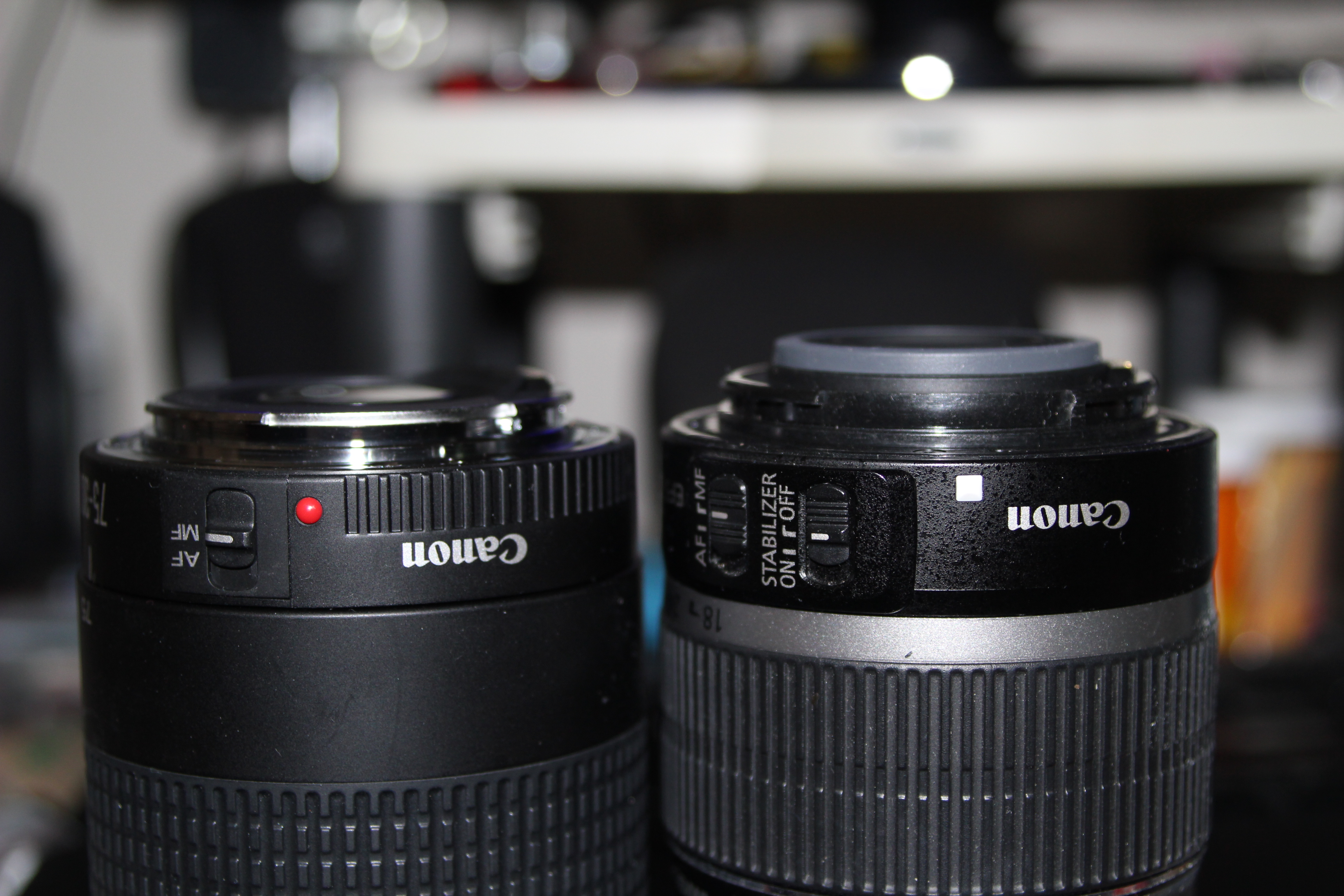 Canon EF-S lens mount - Wikiwand