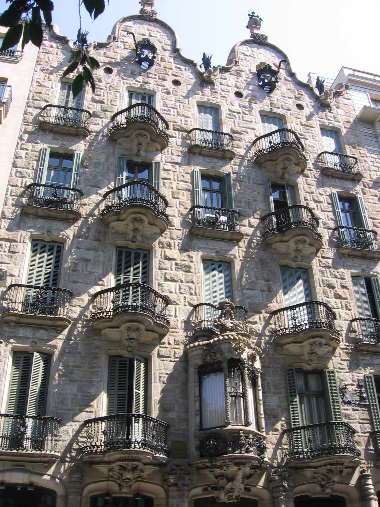 List Of Modernista Buildings In Barcelona Wikipedia