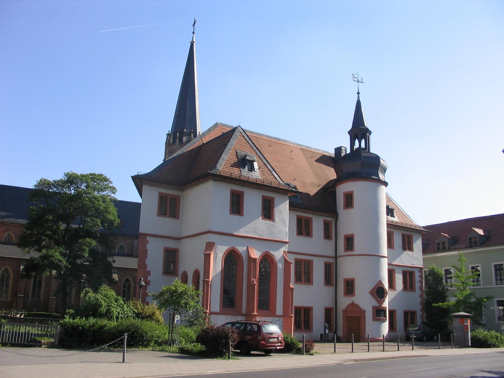 The [[Casimirianum Neustadt