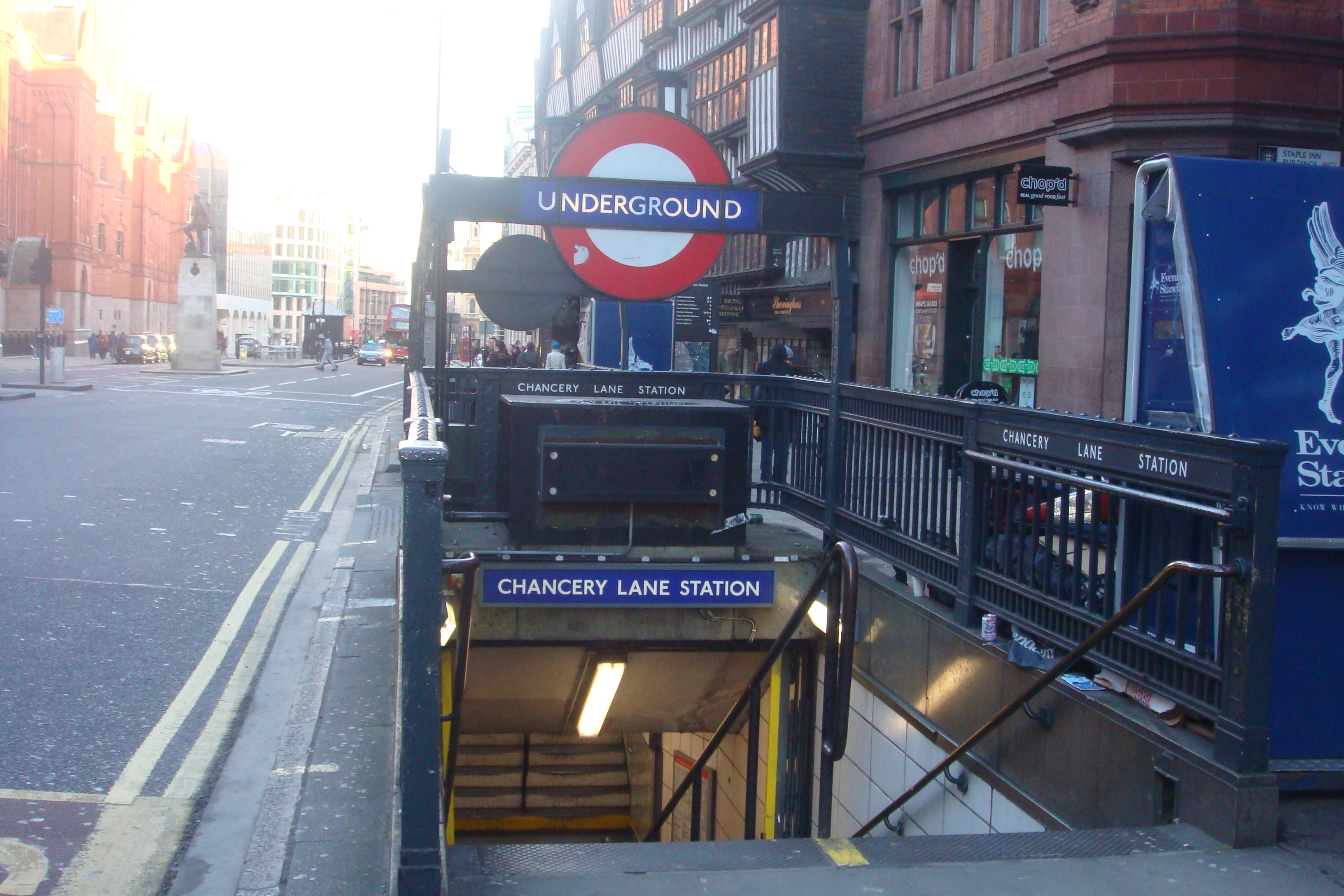 File:Chancery Lane tube station London.JPG - Wikimedia Commons