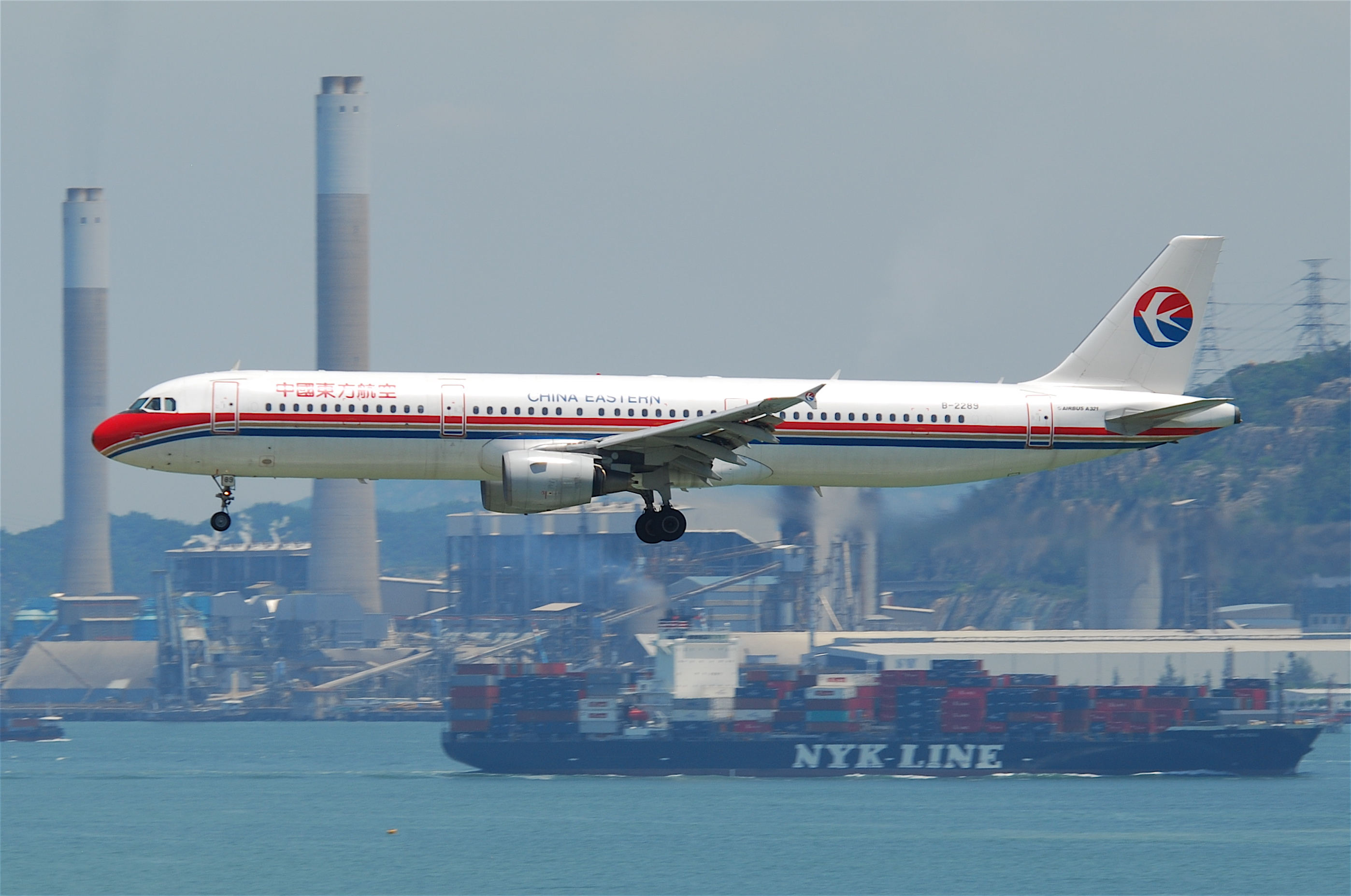 File:China Eastern Airlines Airbus A321-211; [email protected];
