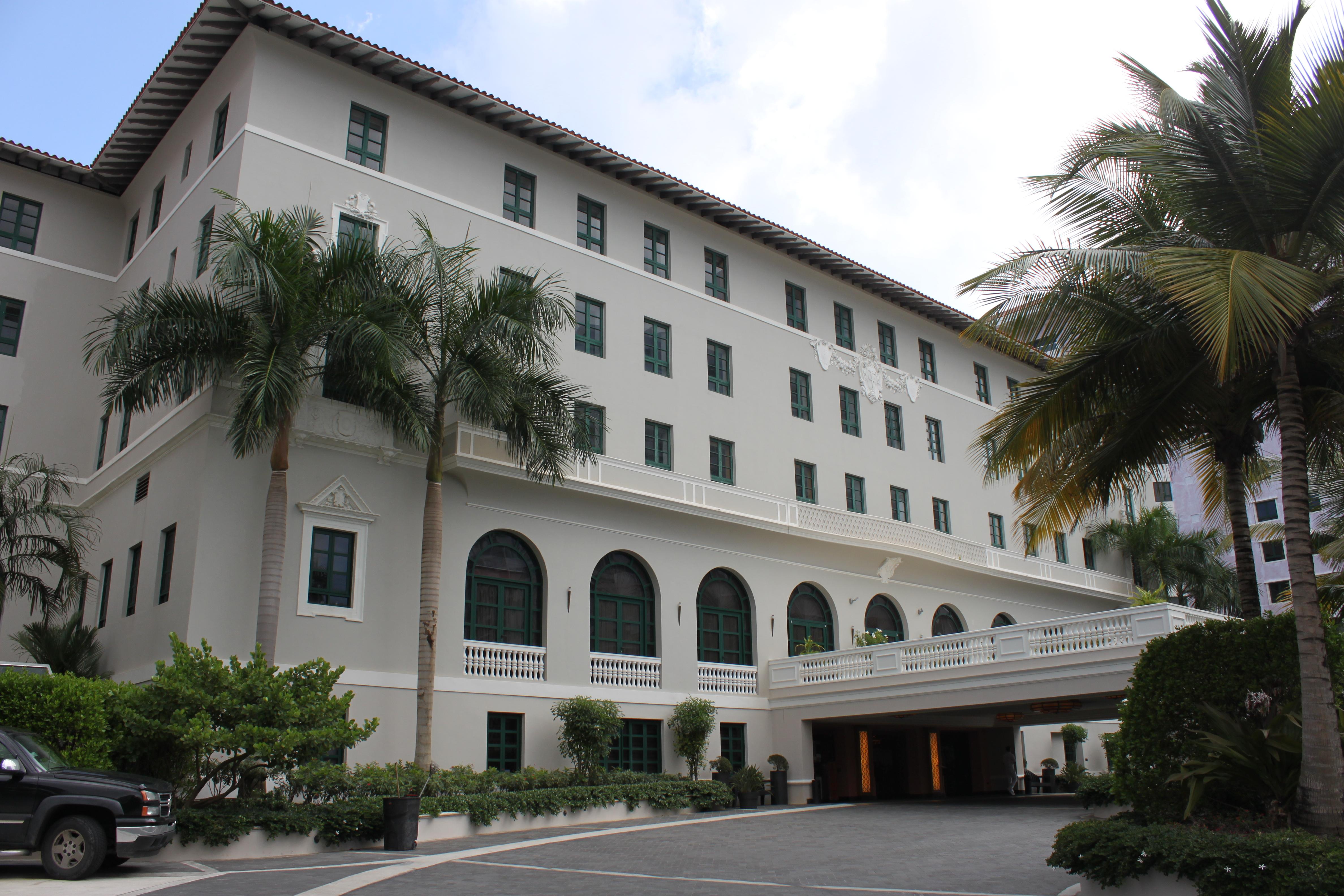 Condado Vanderbilt Hotel - Wikipedia