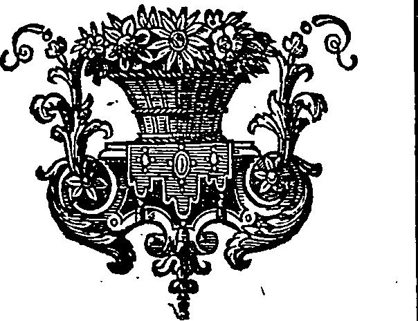 De literis inventis libri sex Fleuron N009865-4.png English: Fleuron from book: De literis inventis libri sex. Ad illustrissimum principem Thomam
