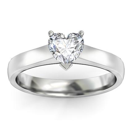 Gold Diamond Rings For Women