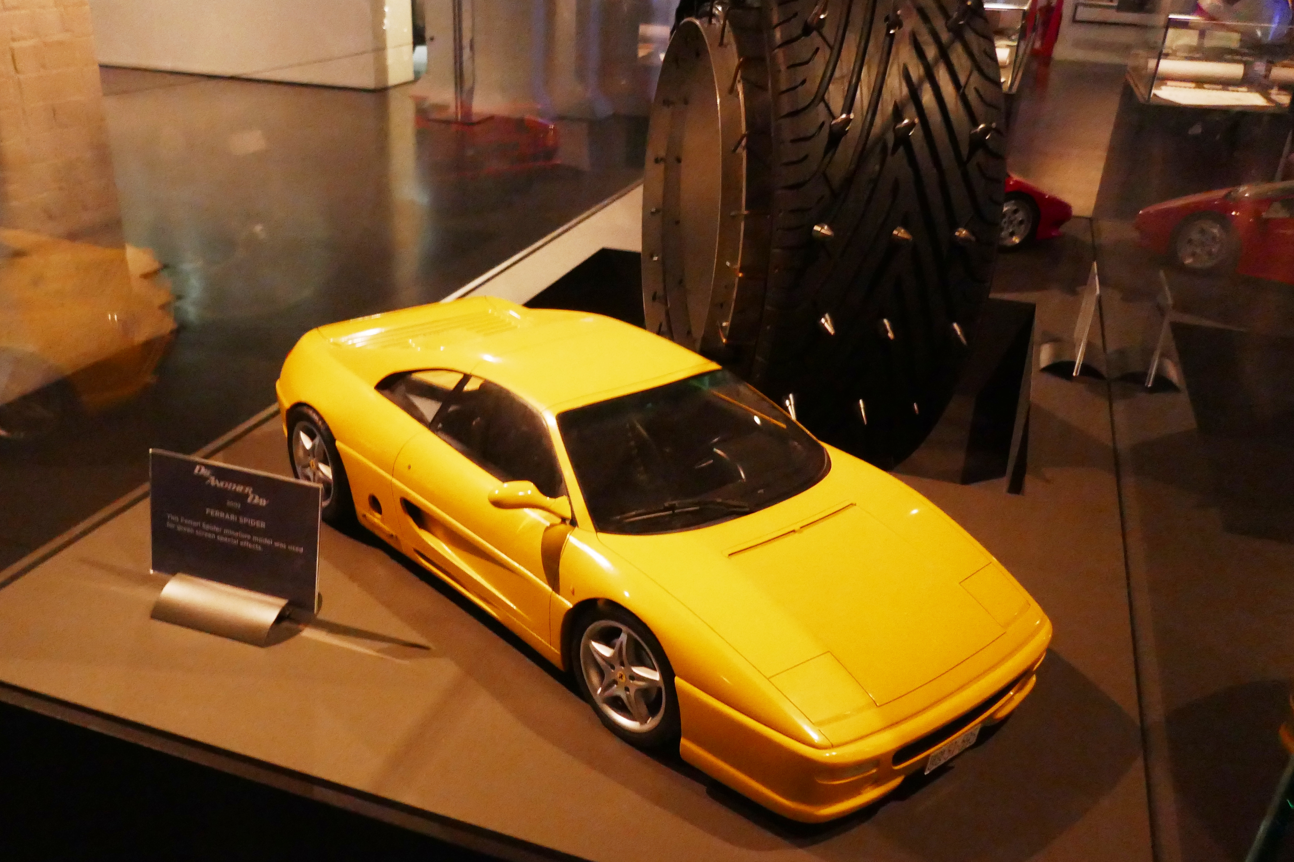 Filedie Another Day Ferrari Spider Miniaturejpg Wikimedia Commons