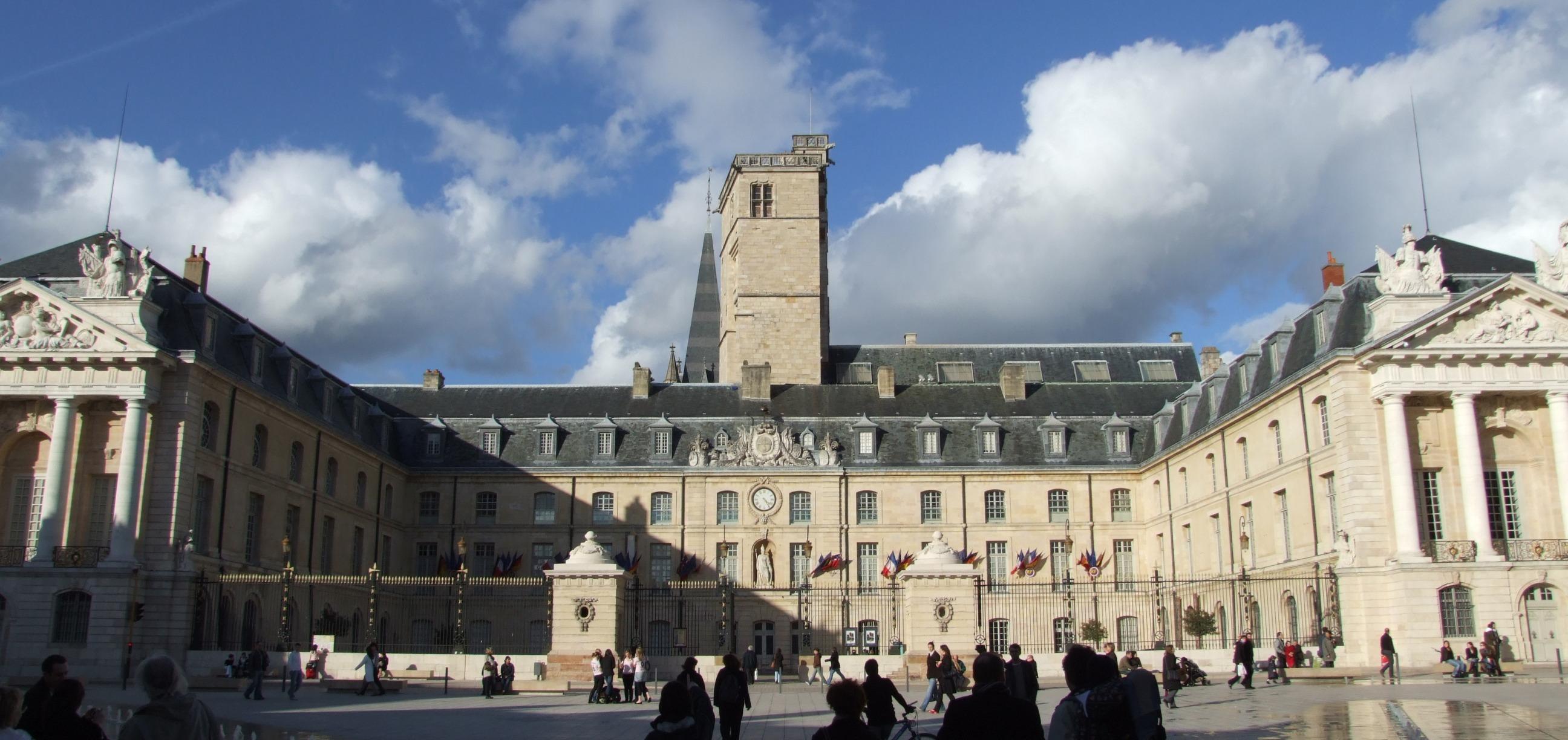 Musee Hotel De Ville De Dijon
