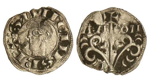 Monedas cristianas medievales