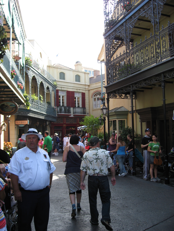 New Orleans Square Disneyland Club 33 Disneyland-neworleanssquare