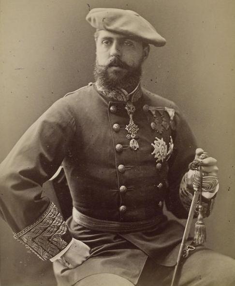 Carlos María de Borbón y Austria-Este.