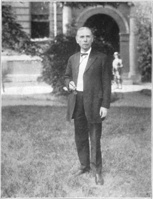 Dr Francis Pieper
