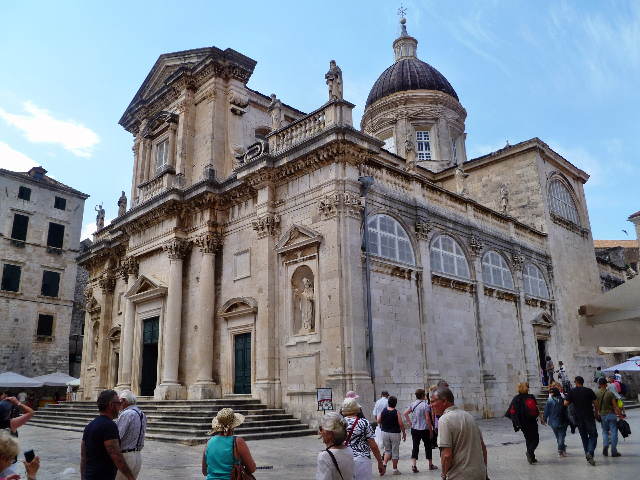 Dubrovnik Cathedral Wikipedia
