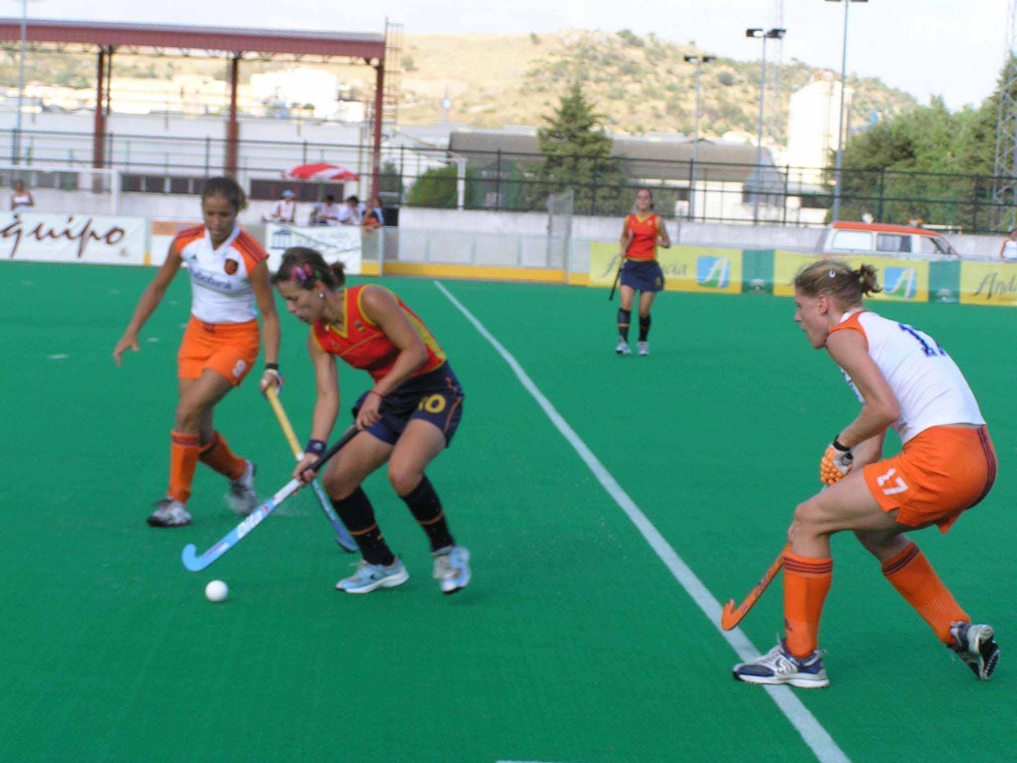 el blog de e f de aurora hockey hierba