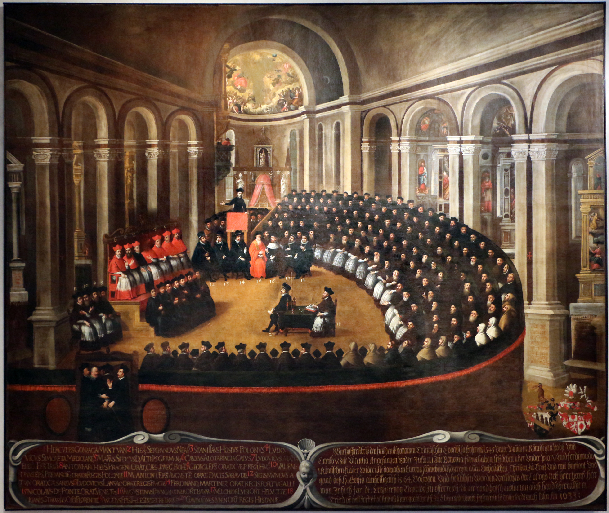 council of trent Another part of a video series from wordonfireorg bishop barron will be commenting on subjects from modern day culture for more visit http://www.