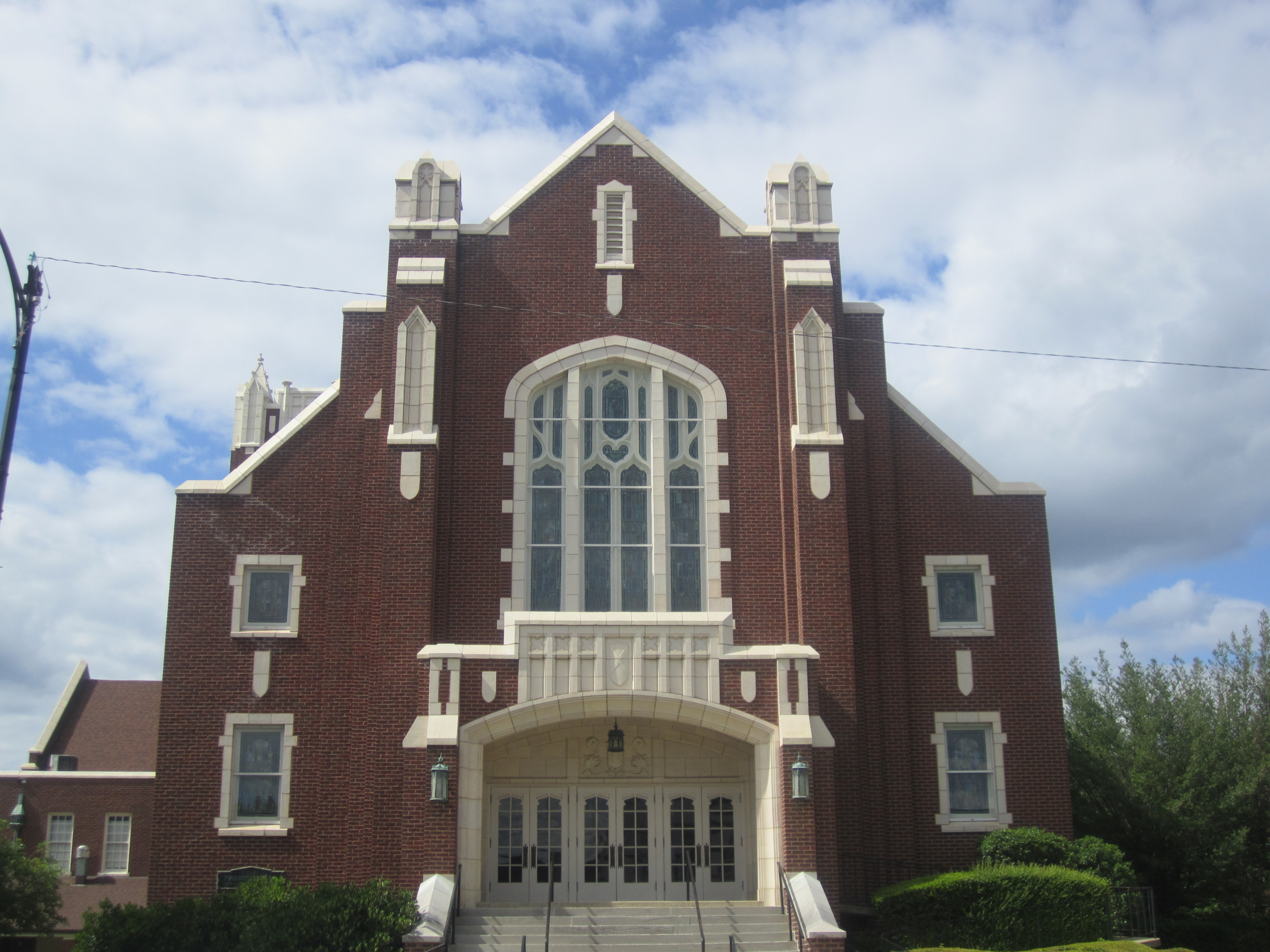 File:First Presbyterian Church, El Dorado, AR IMG 2617.JPG