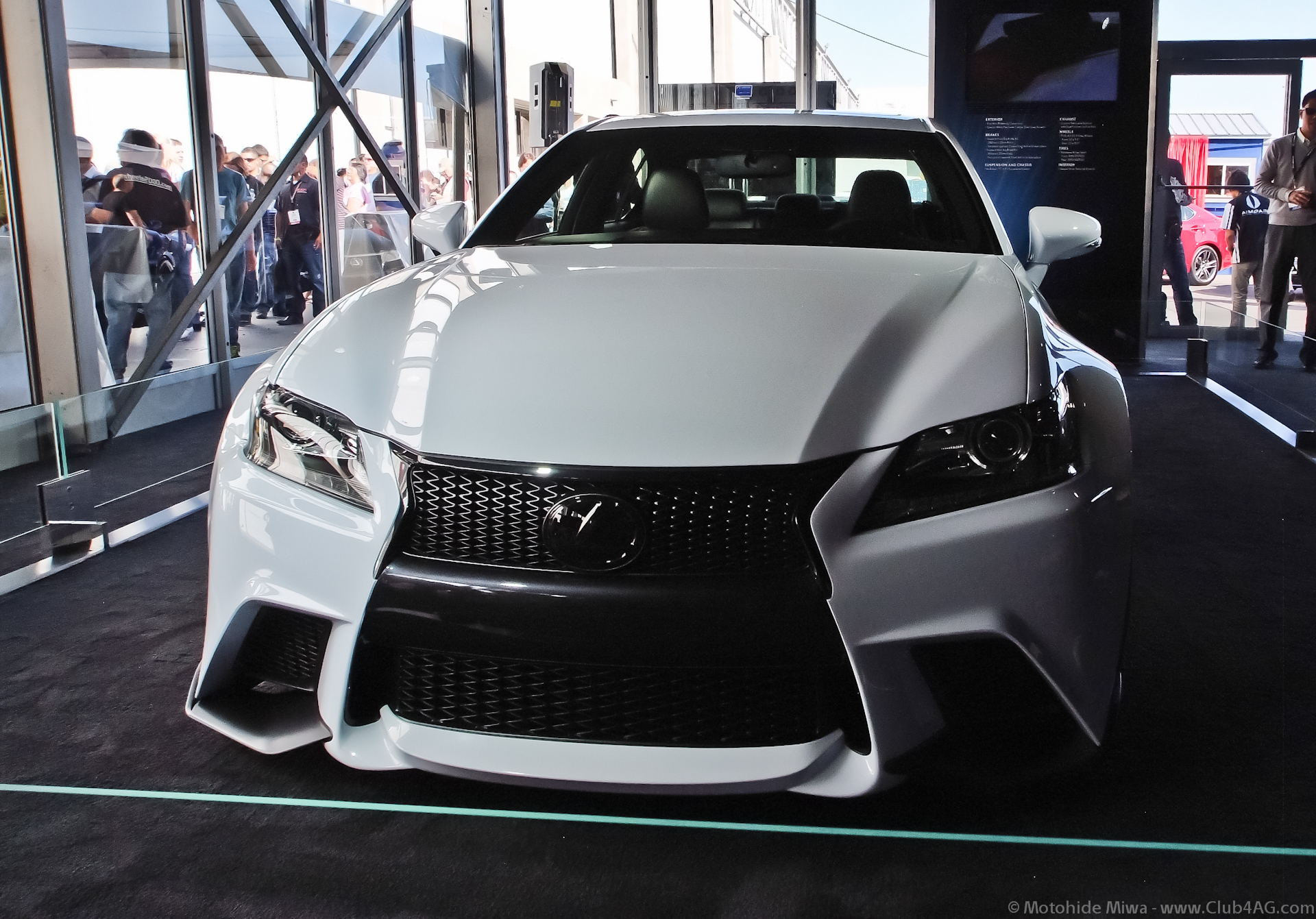 File Five Axis Lexus Gs Concept 2017 Flickr Moto Club4ag 4 Jpg