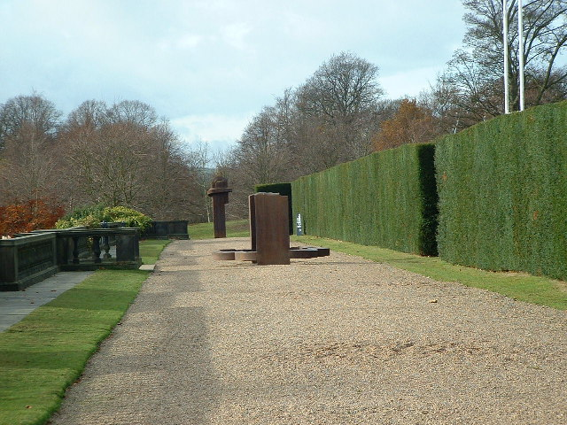 Yorkshire Terrace: File:Formal Terrace, Yorkshire Sculpture Park