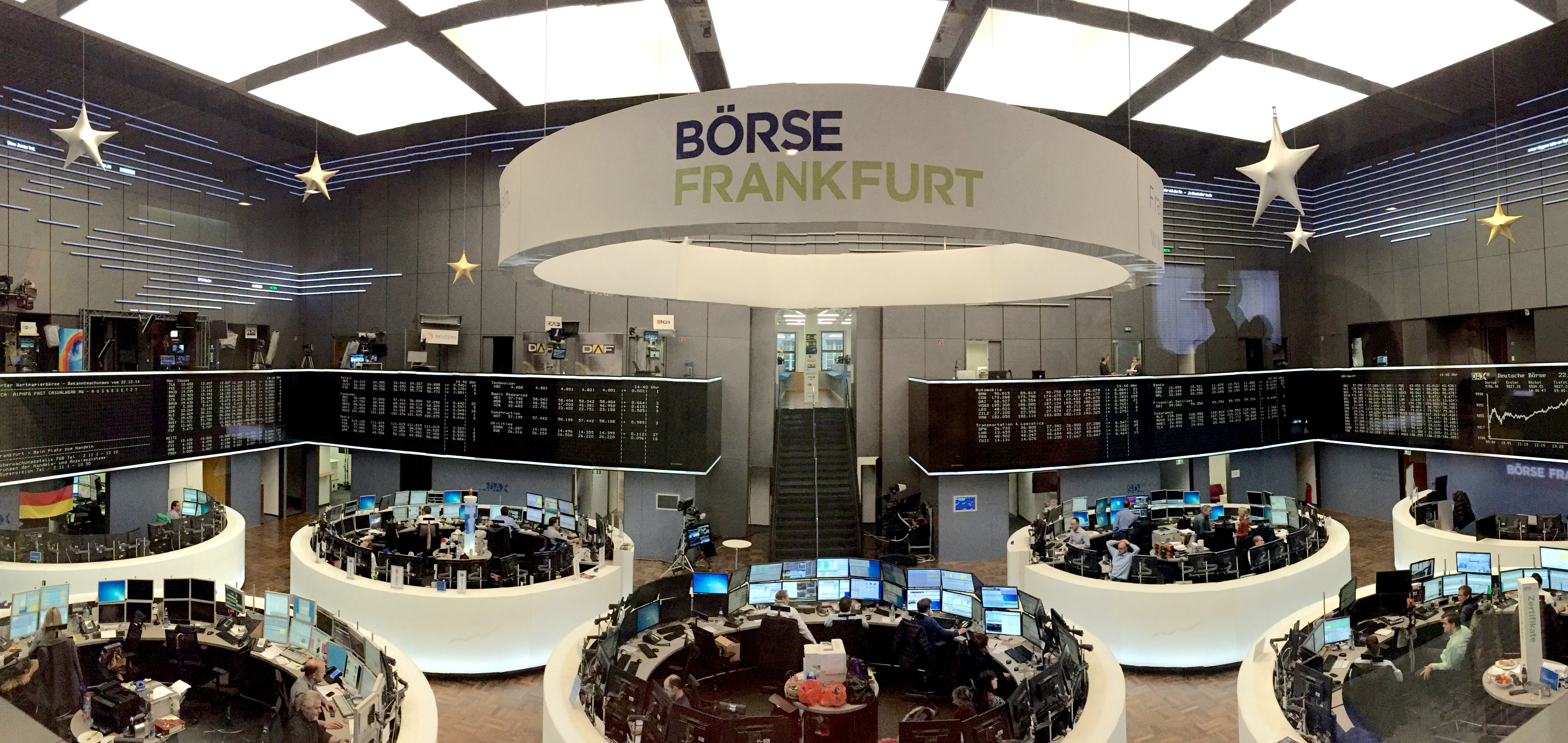 Borse Exchange : File frankfurt stock exchange g wikimedia commons