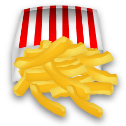 File:French fries icon.png - Wikimedia Commons