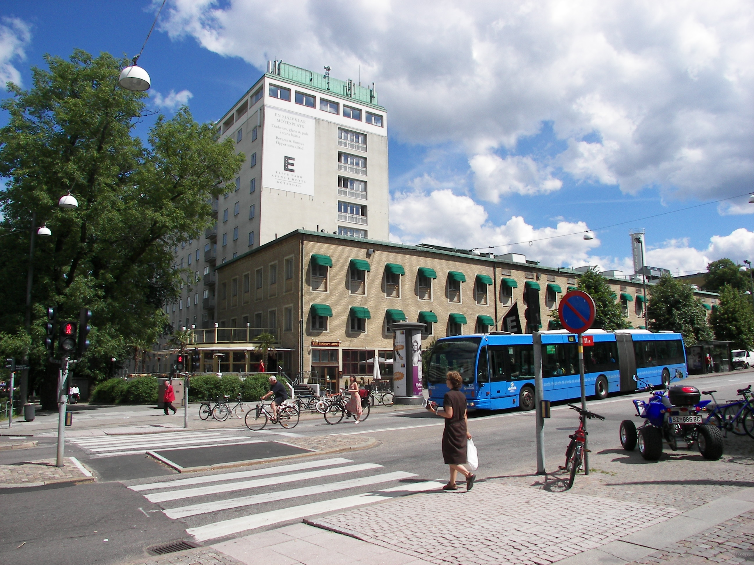 Hotel Elite Park Avenue Goteborg