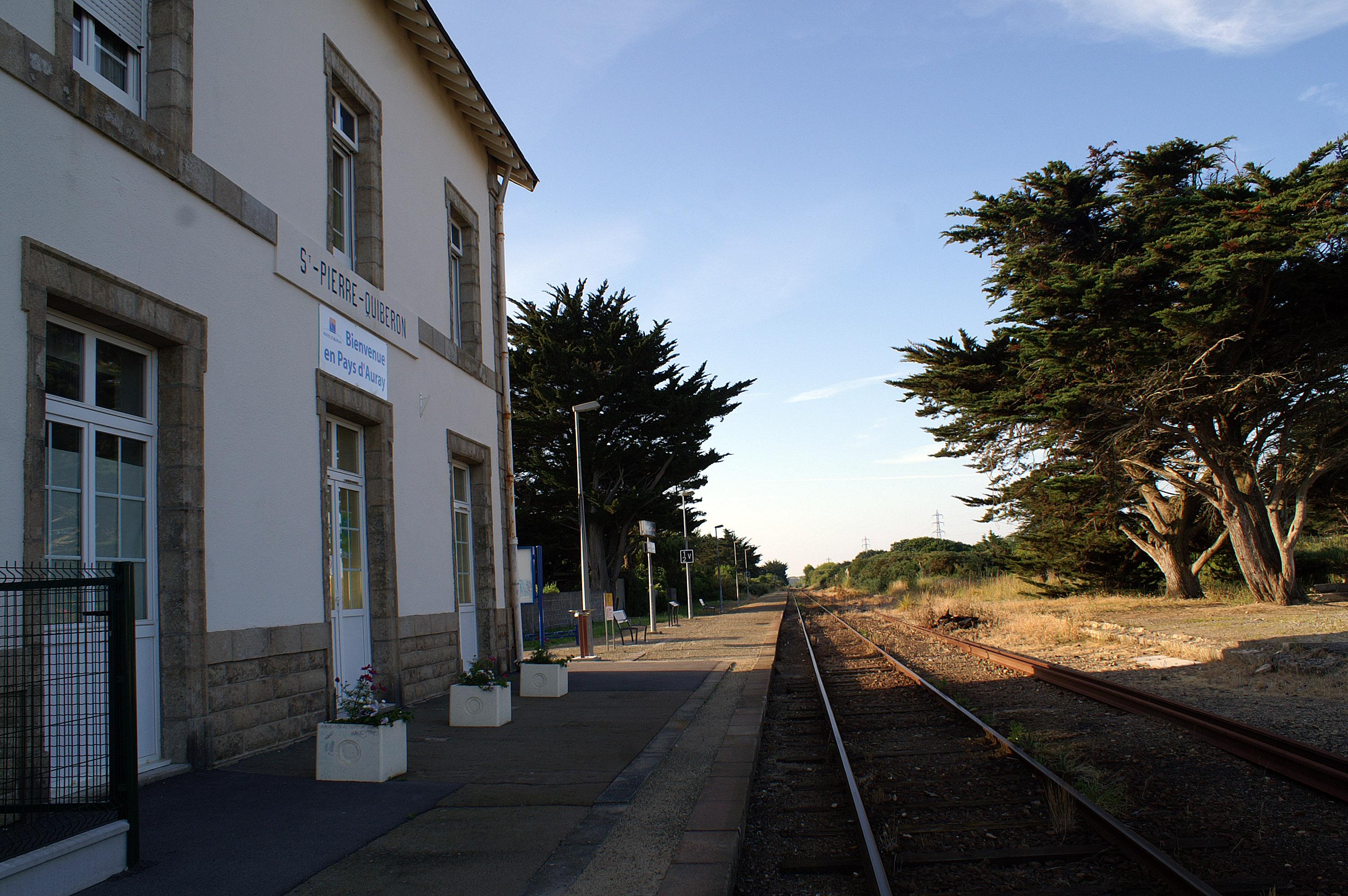Architecte D Intérieur Auray gare de saint-pierre-quiberon - wikiwand