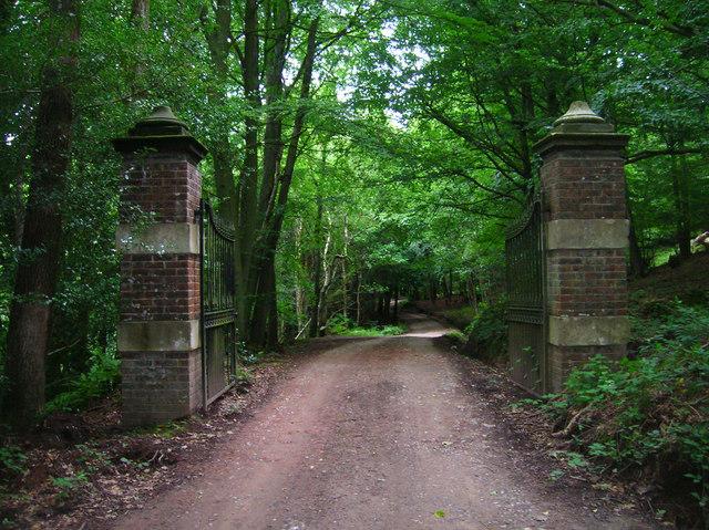 File Gates Dallington Forest Geograph Org Uk 505861