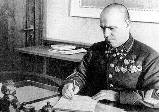 Начальник Генштаба Красной армии. 1941г.