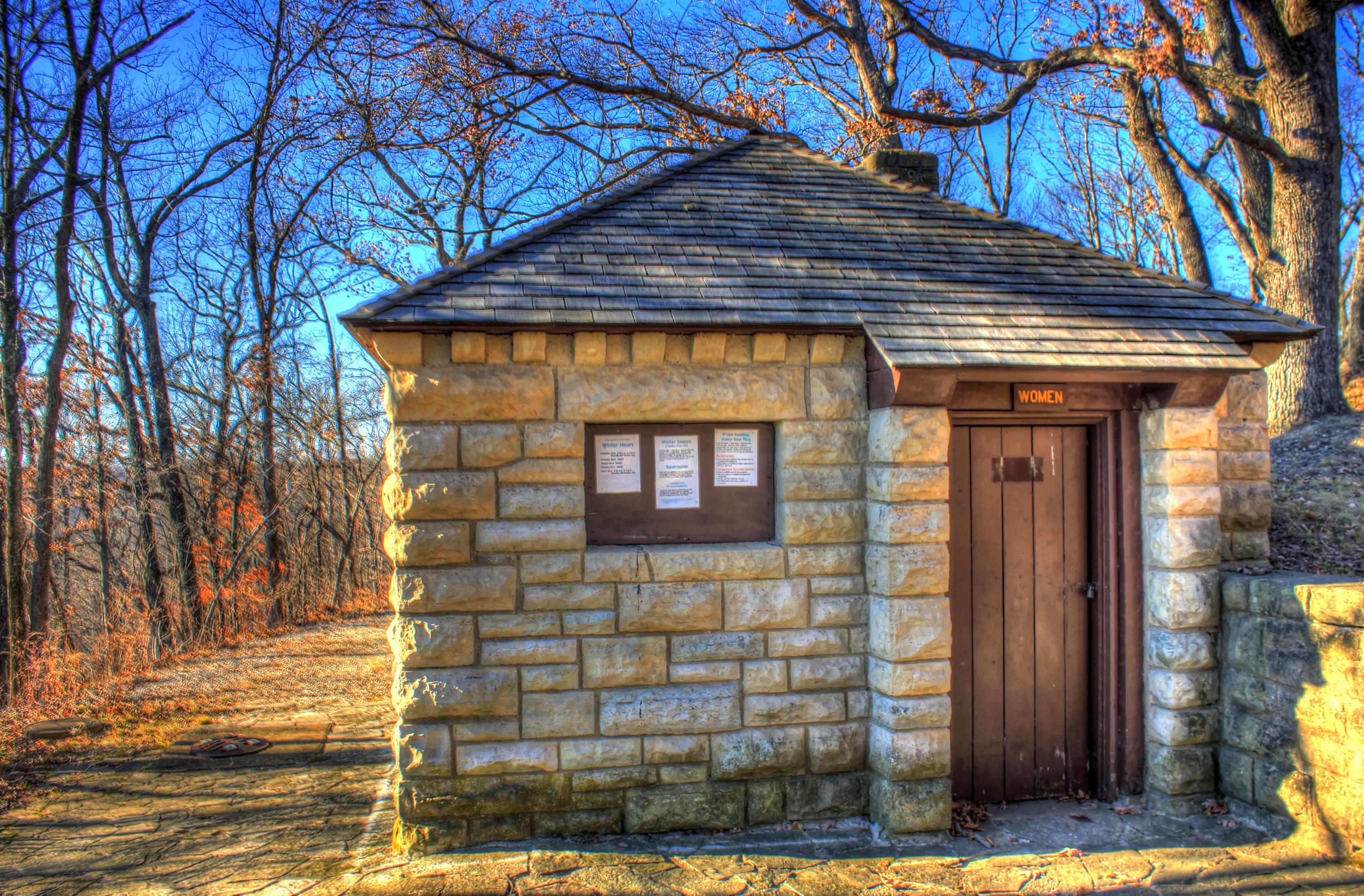 File:Gfp-missouri-babbler-state-park-bathroom-at-babbler.jpg ...