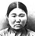 Giliak woman Mongoloid.png