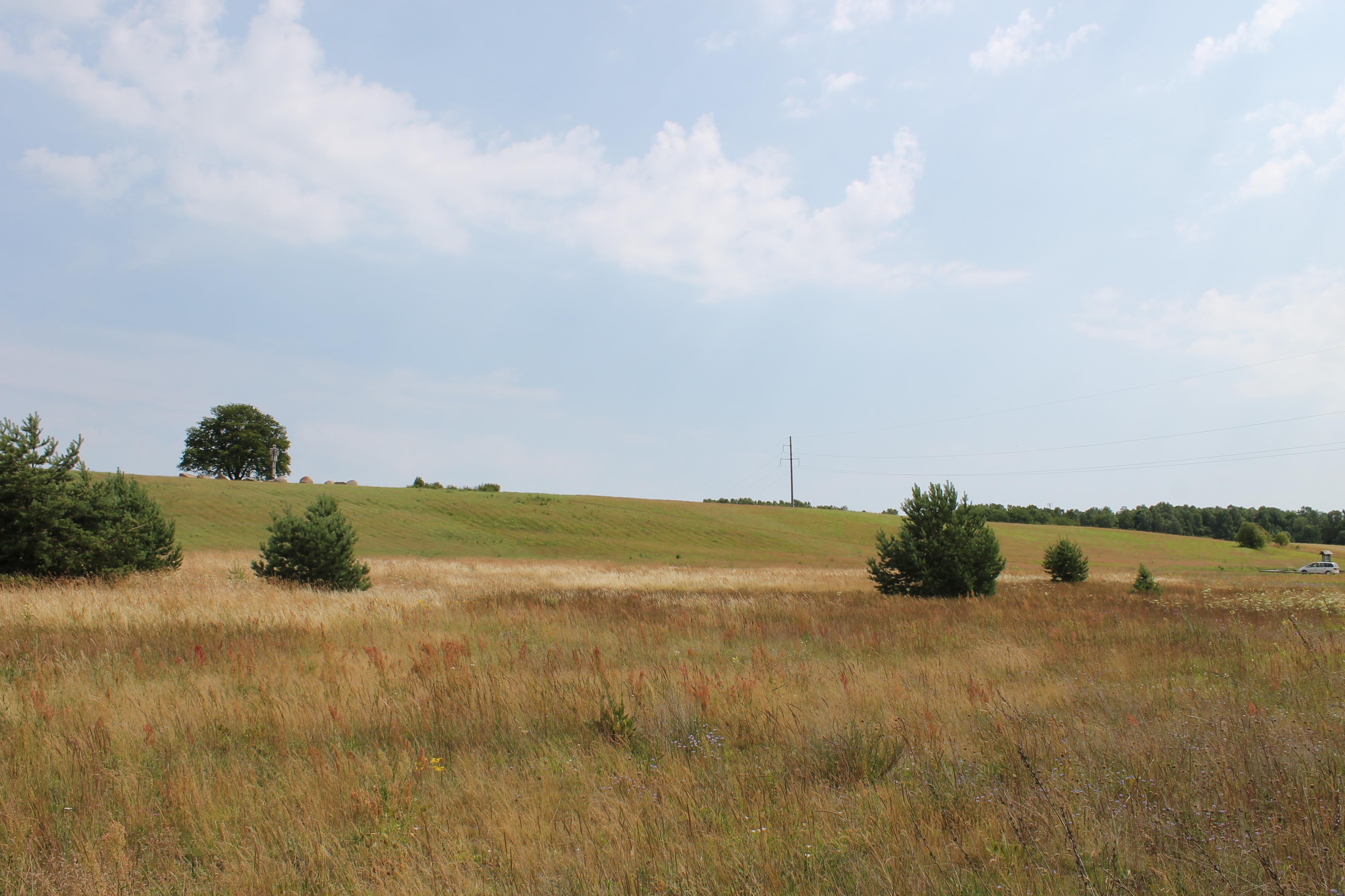 Kartenos Piliakalnis Salantu Regioninis Parkas.Gintarų Piliakalnis Vikipedija