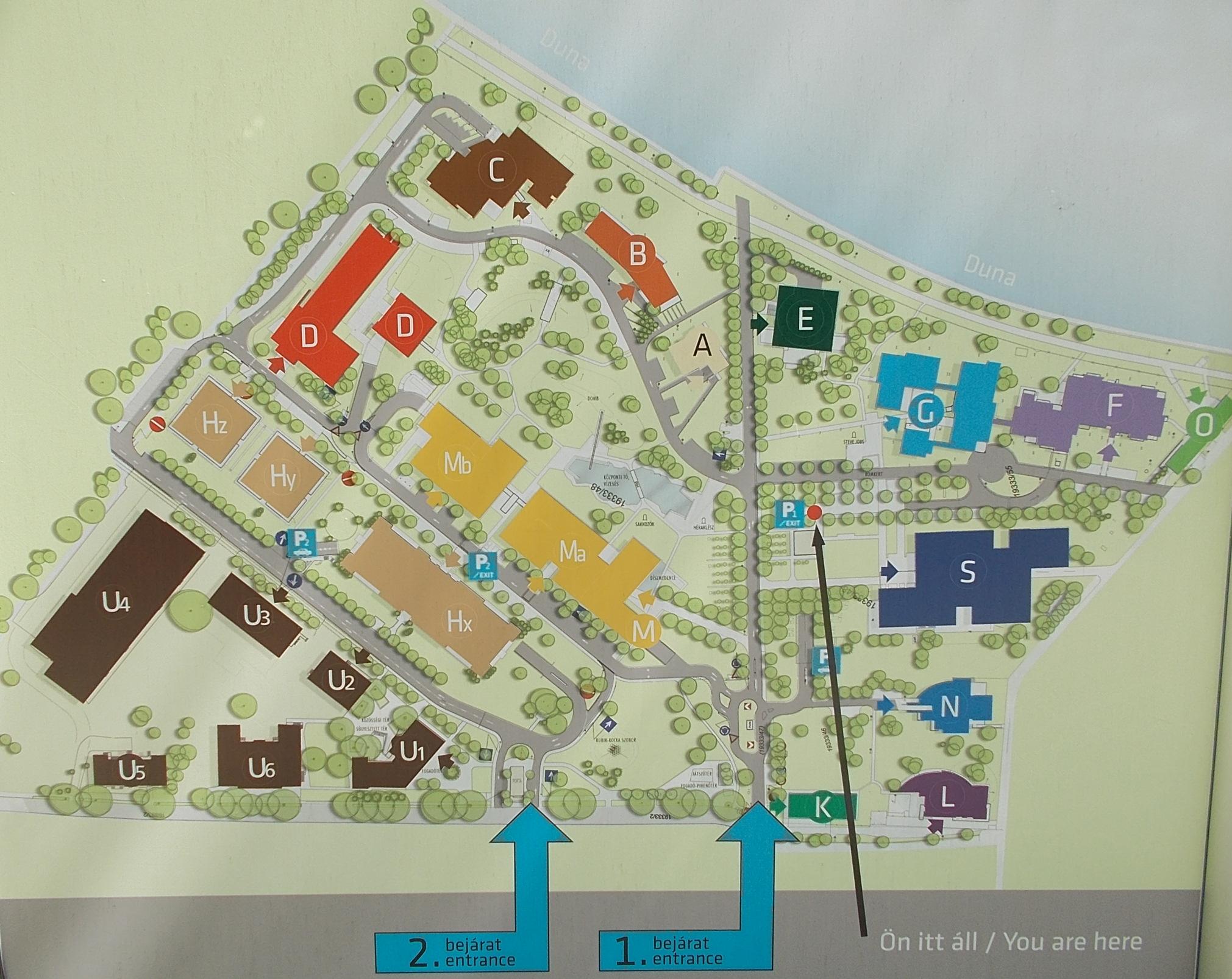 File Graphisoft Park Map 2016 Aquincum Jpg Wikimedia Commons