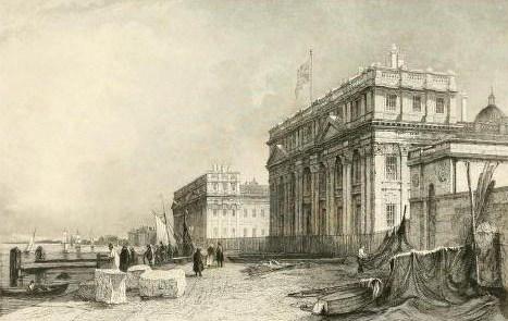 Greenwich Royal Hospital genealogy