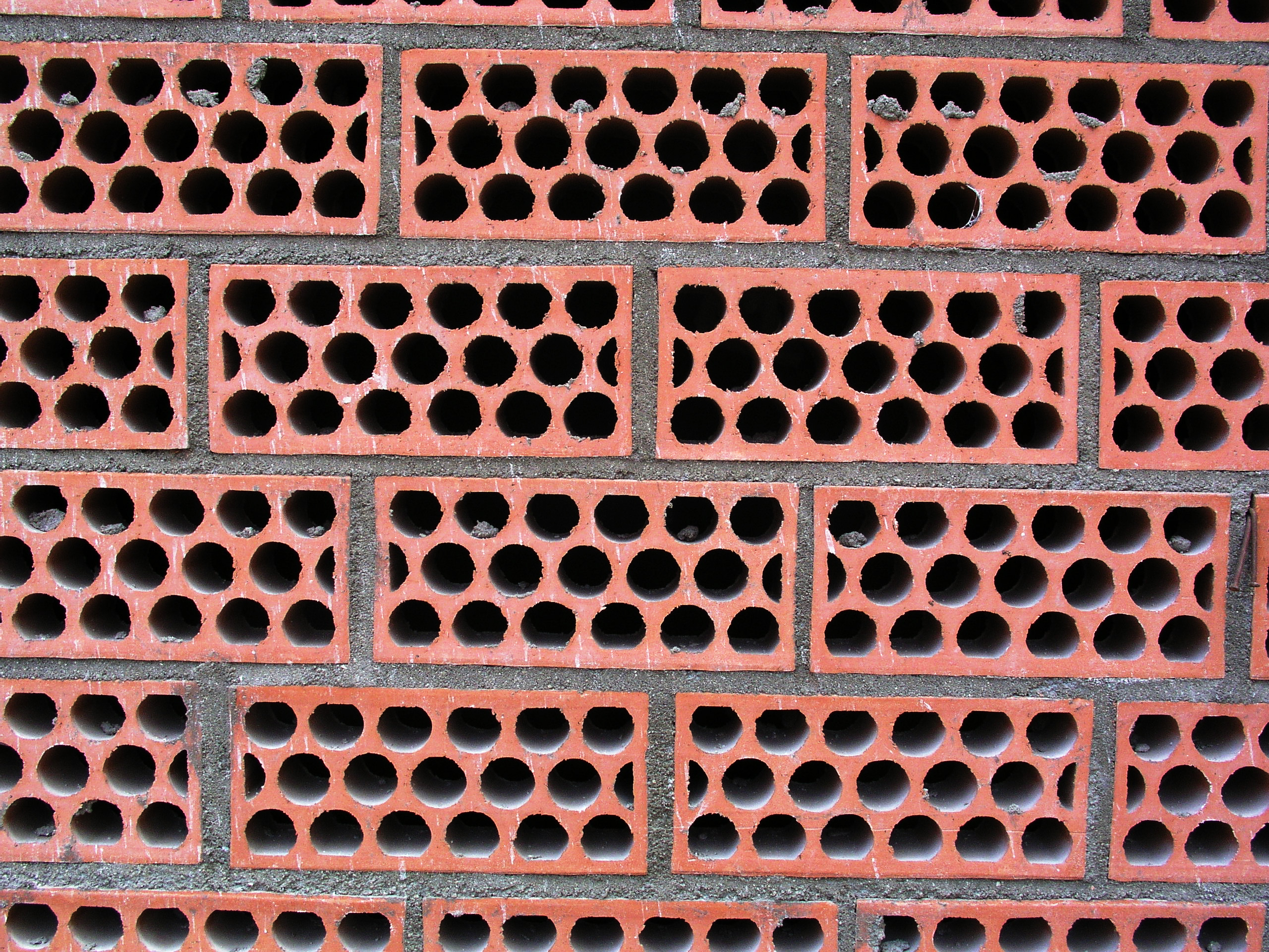 Wall Hole Design : Vertical hole brick wordreference forums