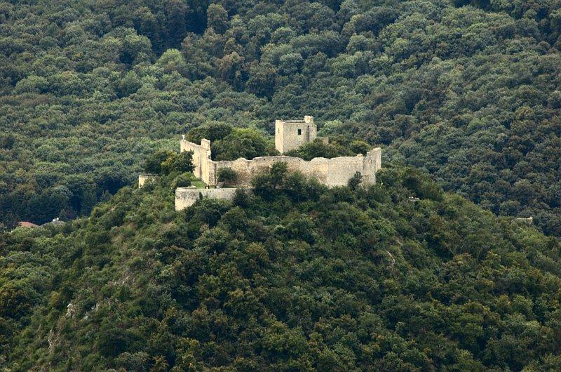 Hrady v Rakúsku - Heinburg