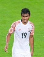 Halicharan Narzary Indian footballer