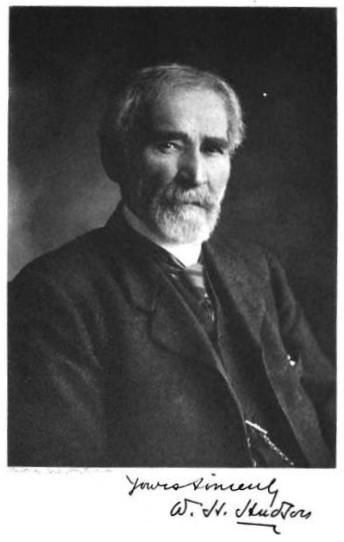 Hudson william henry