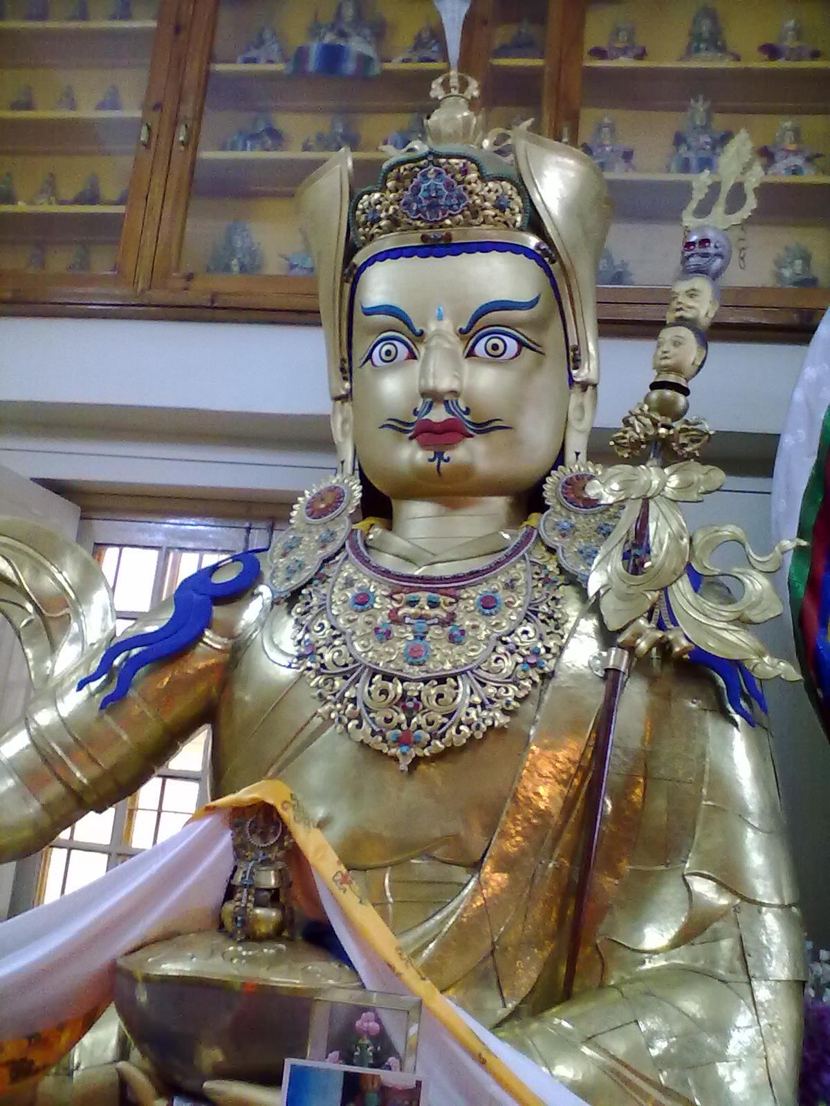 Dalai lama temple Dharamsala
