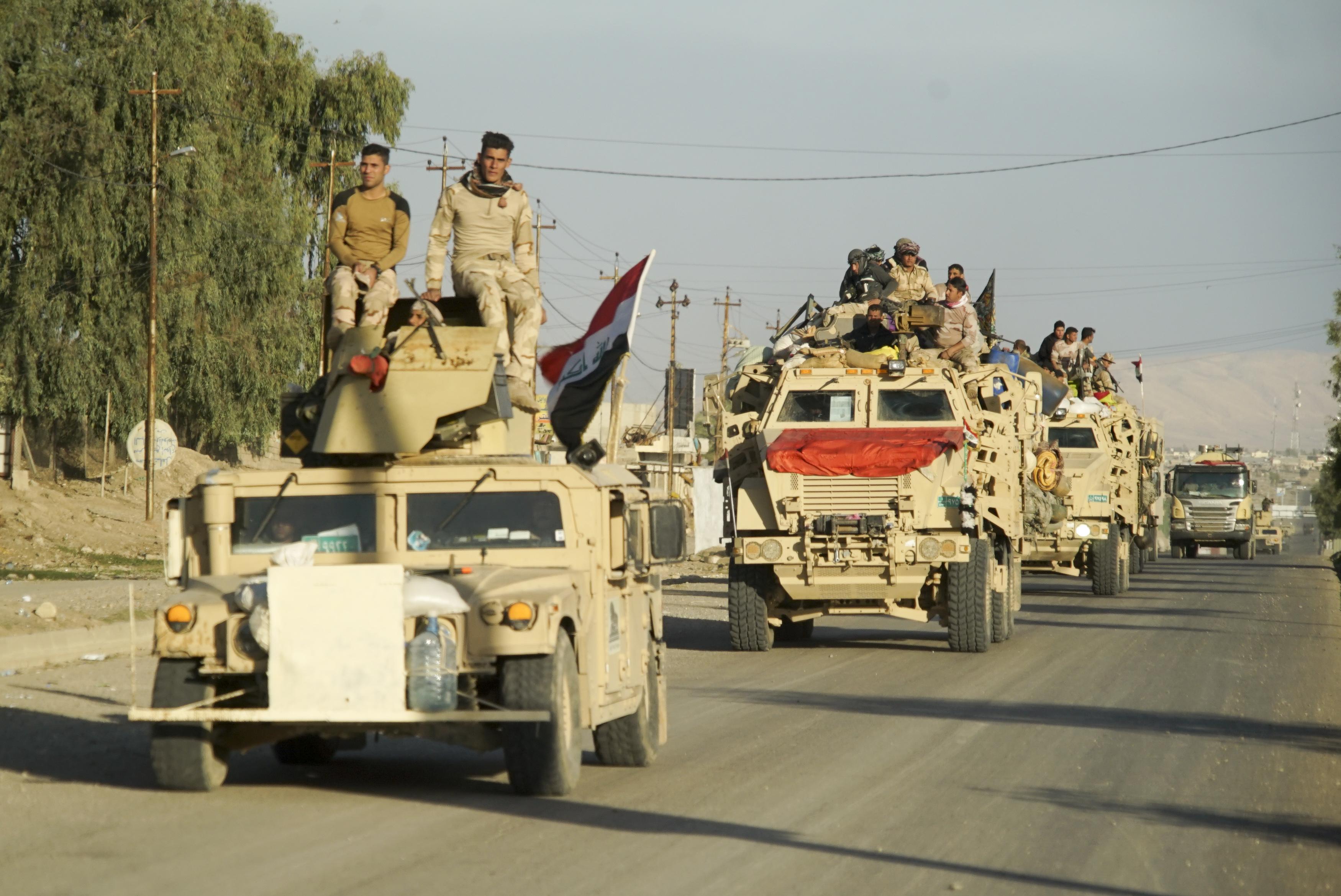 Halliburton force iraqi into sex slavery 2008